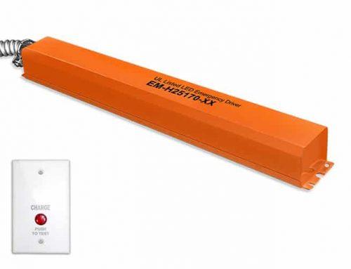 High Voltage LED Emergency Battery Backup Lighting Kit
