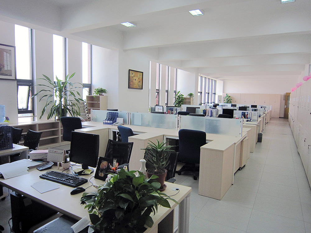 SCT lighting office
