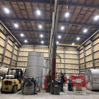 best led workshop light fixtures