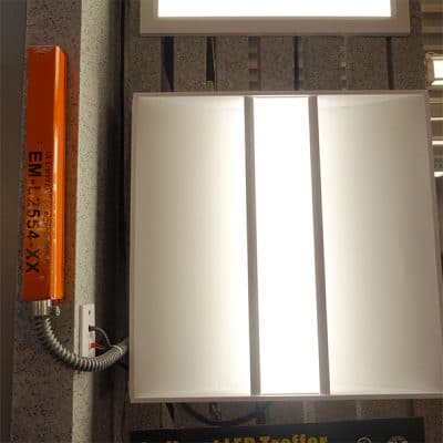 led emergency battery pack for led lights