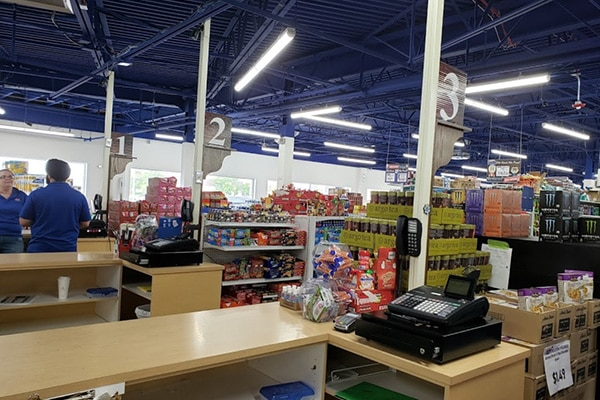 Ohio discount outlet shop lighting system LED fixtures