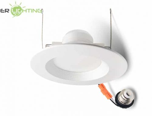 5″ 6″ Retrofit LED Recessed Light 12W 15W Round Downlight Can Lights Retrofits