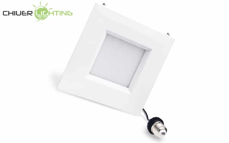 6 square led retrofit