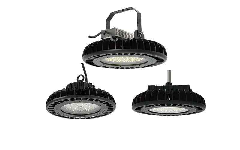 led lighting for high temperature areas