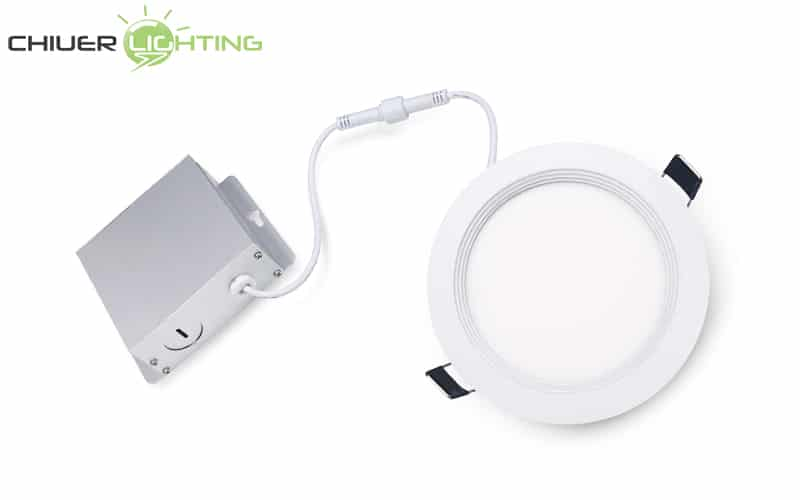 4 inch recessed slim panel led downlight