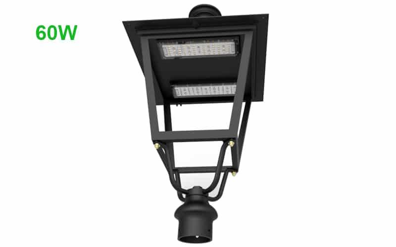 outdoor post light fixtures