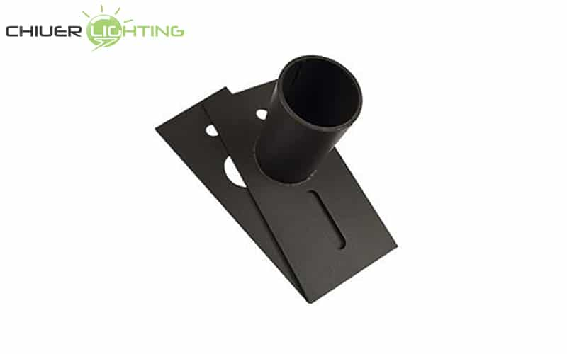 horizontal wall mount tenon bracket