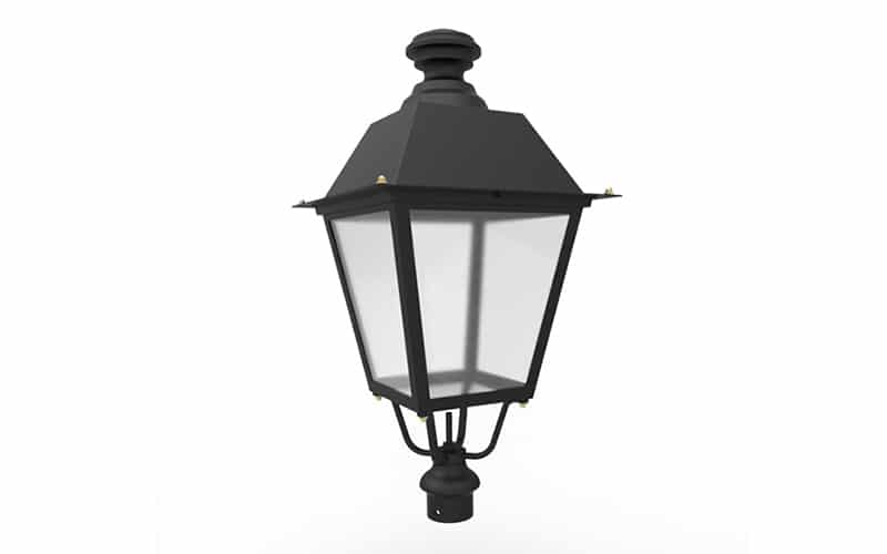 outdoor led post lights